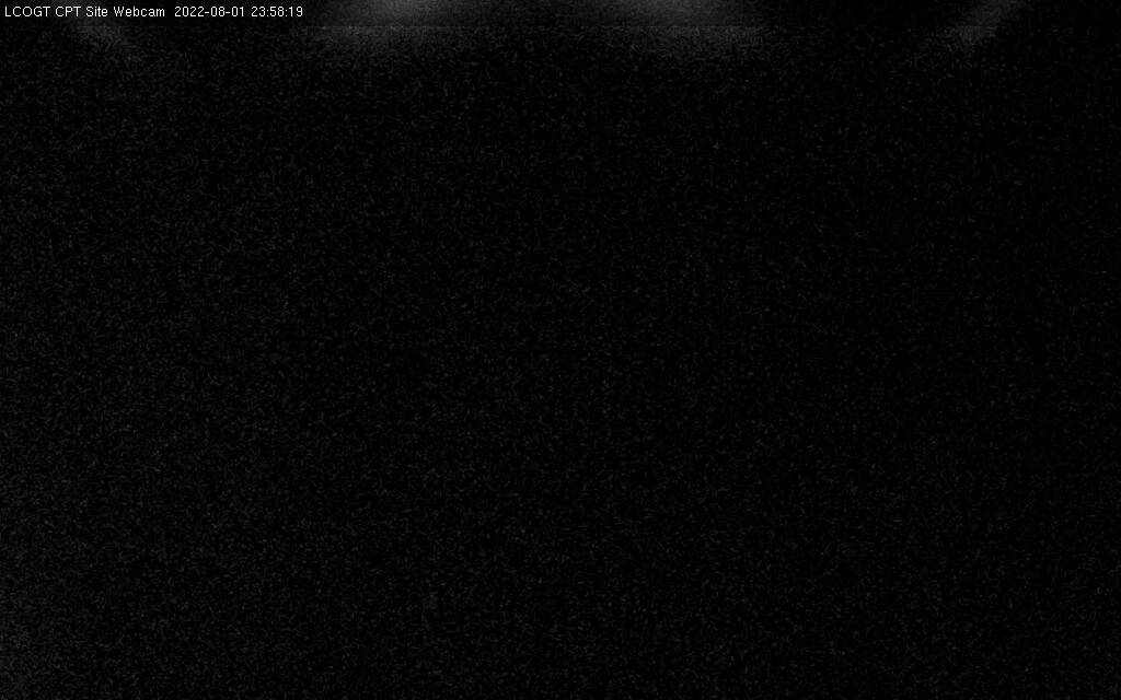 South African Astronomical Observatory South East Facing Camera