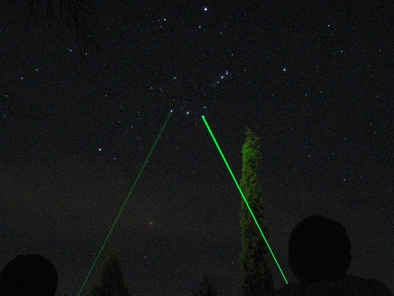 My Green Wicked Laser