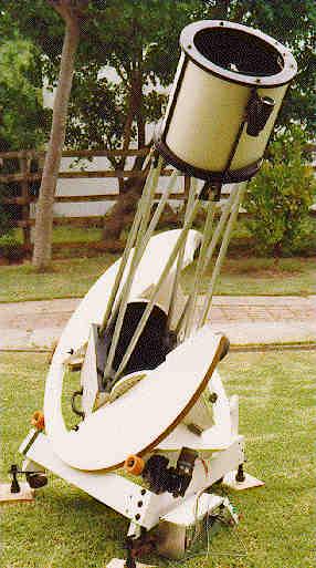 Split-inel Ecuatorială Telescope